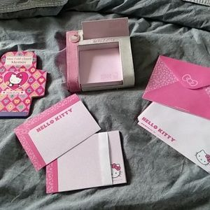 Other - Hello Kitty Stationary Set